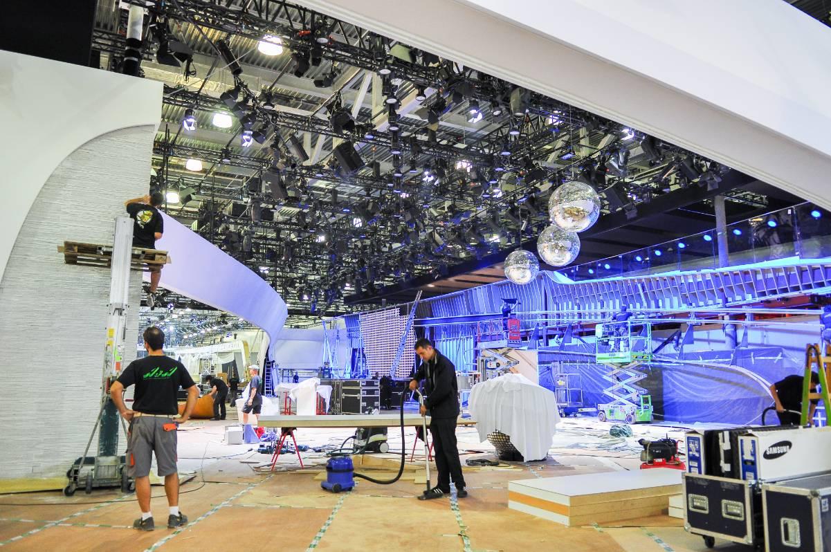 zajištění kongresů | expo level design | Zeleneč